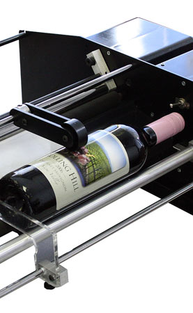 Bottle-Matic label applicator