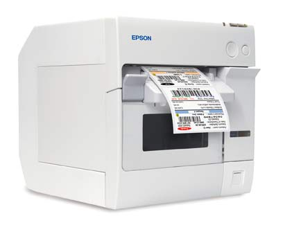 Epson SecurColor printer