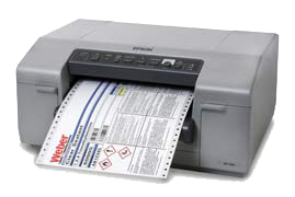 Epson GP-C831 GHS inkjet label printer