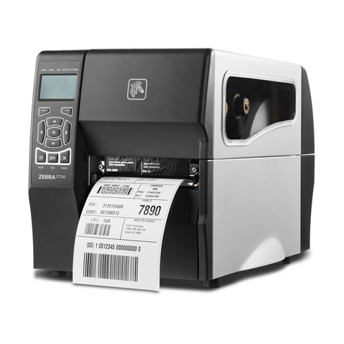 Zebra ZT200 Series thermal label printers