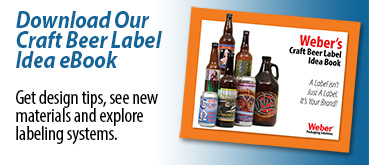Weber's Craft Beer Label Idea Book