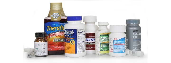 Weber Packaging Solutions manufactures high-quality custom healthcare labels.