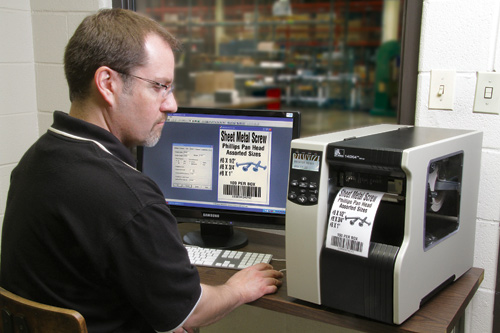 Easy-to-use Legitronic labeling software