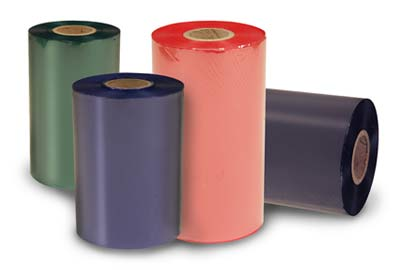 Weber Thermal-Transfer label printer ribbons