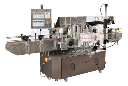 Tronics Series 3 high-speed label  applicator